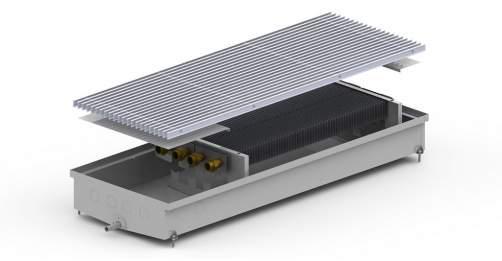 Внутрипольный конвектор Carrera C2 Hydro 120