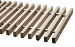 Решетка Carrera дерево для внутрипольных конвекторов